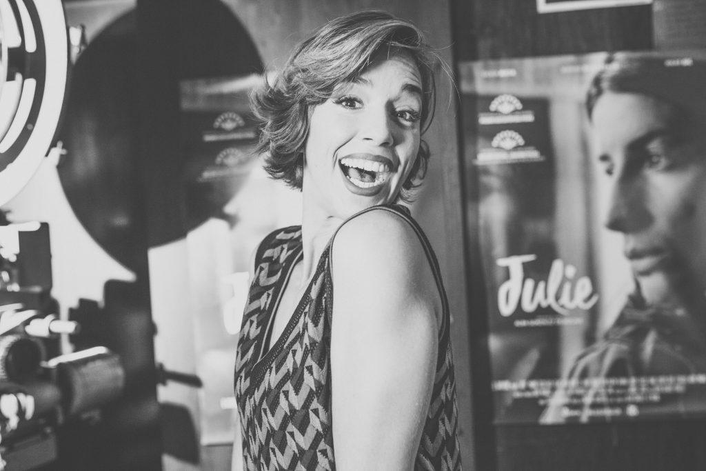Julie La Película - Imagen del estreno en el cine Capitol de Madrid